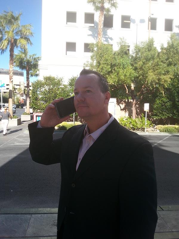Las Vegas and Henderson Bail Bonds Agent Marc Gabriel