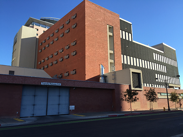 Clark County Detention Center Las Vegas, Nevada