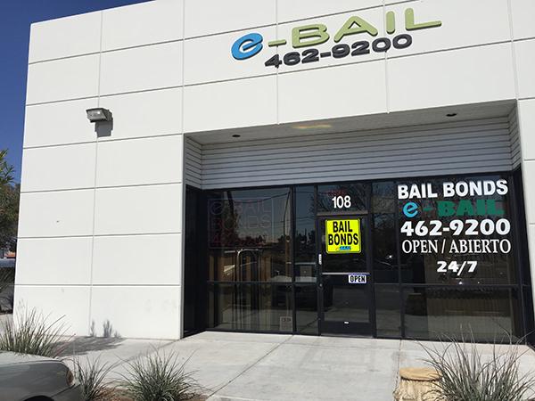 Bail Bonds Henderson